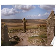 Dartmoor: Crosses Series - Mount Misery  Poster