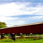 Covered Bridge by pictureit