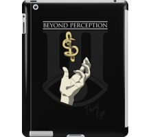Beyond Perception iPad Case/Skin