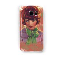 Clara Bow  Samsung Galaxy Case/Skin