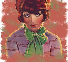 Clara Bow  by MissClaraBow