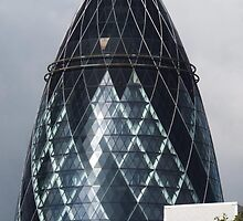 The Gherkin by CatchYouLater