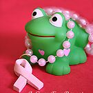 Breast Cancer Awareness Card by Lori Walton