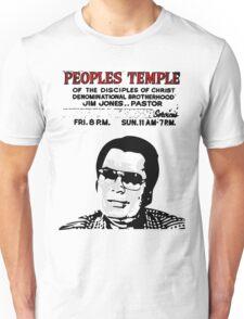 Jim Jones - Peoples Temple Unisex T-Shirt