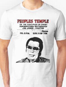 Jim Jones - Peoples Temple T-Shirt