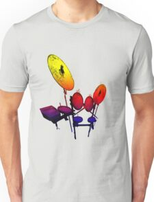 Electric Drum Unisex T-Shirt