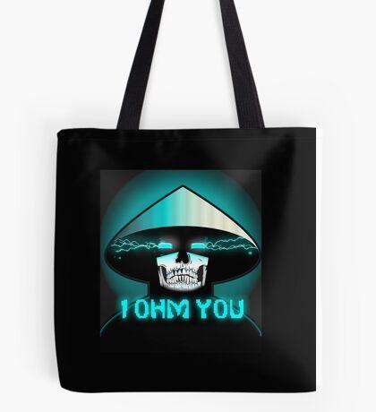 Mortal Kombat X Raiden: I OHM YOU. Tote Bag