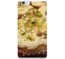 Pistachio Cupcakes iPhone Case/Skin