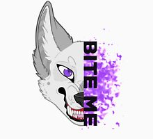 BITE ME - Scylla Purple Unisex T-Shirt