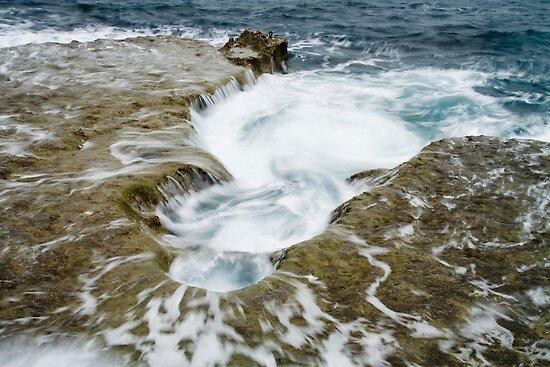 Portland Inlet- Dorset Coast -The Jurassic Coast World Heritage Site Series by LeeMartinImages