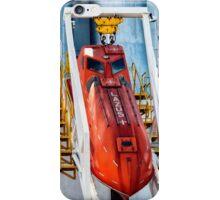 lifeboat iPhone Case/Skin