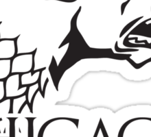 Chicago Is Coming Sticker