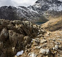 Snowdonia V by Andrew Briggs
