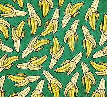WATERCOLOUR EDITIONS - BANANA by tosojourn