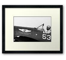 CAF 53 Framed Print