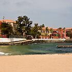Goree Island Senegal by UnclePhil