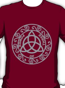 Ancient Power of 3 Symbol T-Shirt