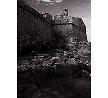 Valletta point Photographic Print