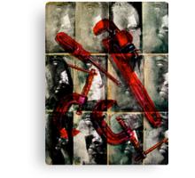 Enigma...A Still Life Canvas Print