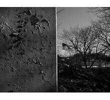 Disrepair Photographic Print
