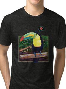 Toucan's Loop Tri-blend T-Shirt