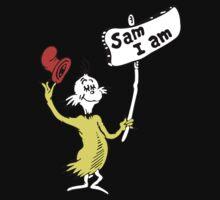 Dr Seuss Sam I Am One Piece - Short Sleeve