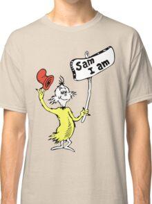 Dr Seuss Sam I Am Classic T-Shirt