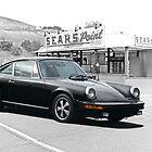 1979 Porsche 911S at Sears Point by DaveKoontz