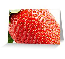 Mouth Watering Greeting Card