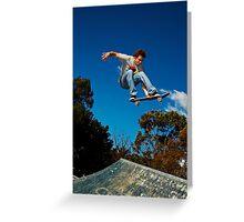 Flying High Greeting Card