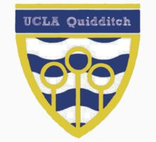 UCLA Quidditch Kids Clothes