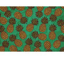 WATERCOLOUR EDITIONS - PINEAPPLE Photographic Print
