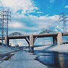 6TH ST Viaduct by Santamariaa