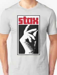 Stax Records Hand T-Shirt