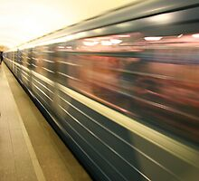 Metro by ardwork