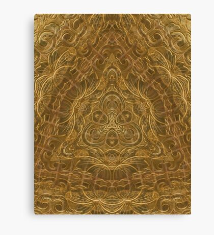 Sacred Geometry  Canvas Print