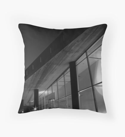 Taxi Lost In Time  Throw Pillow
