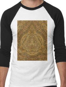 Sacred Geometry  Men's Baseball ¾ T-Shirt