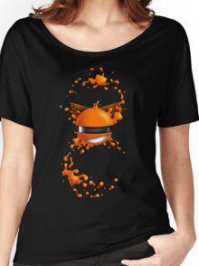 Foxx - Splash Women's Relaxed Fit T-Shirt