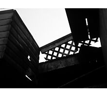 Decline Photographic Print