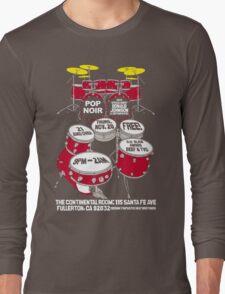 Dojo + Pop Noir Long Sleeve T-Shirt