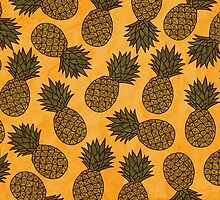 VINTAGE - PINEAPPLE by tosojourn