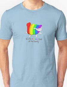 I'm The Rainbow Sheep of the Family! T-Shirt