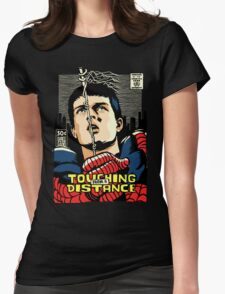Post-Punk Touch Womens Fitted T-Shirt
