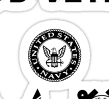 Proud Veteran Sticker