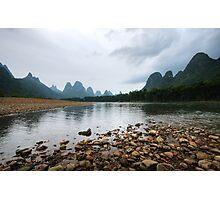The Li-River Photographic Print