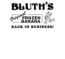 Bluth Banana Stand Photographic Print