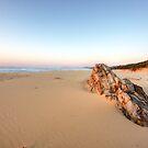 Gillards Beach in Tathra by Christopher Meder