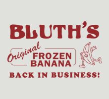 Bluth Banana Stand by Moodmoon