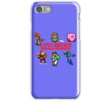 Super Nintendo iPhone Case/Skin